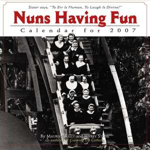NunsHavingFun2007wallcalendar